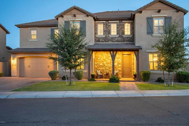961 W Kaibab Drive, Chandler, AZ 85248 (MLS #6091125) :: The Daniel Montez Real Estate Group