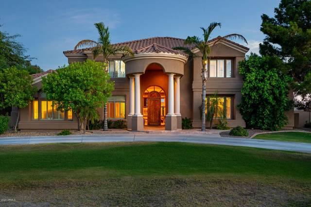 2299 E Virgo Place, Chandler, AZ 85249 (MLS #6091159) :: Scott Gaertner Group