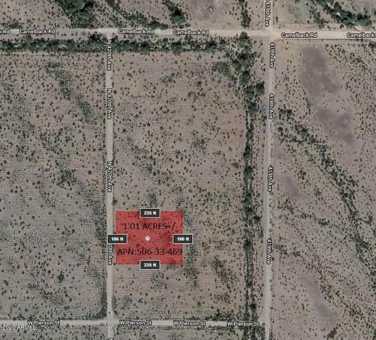 4831 N 420th Avenue, Tonopah, AZ 85354 (MLS #6091175) :: The W Group