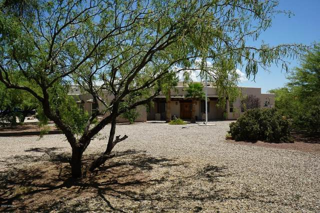 8151 E Madera Drive, Sierra Vista, AZ 85650 (MLS #6091180) :: The Results Group