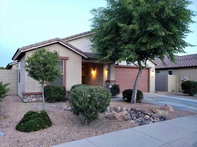 23781 W Hammond Lane, Buckeye, AZ 85326 (MLS #6091218) :: Conway Real Estate