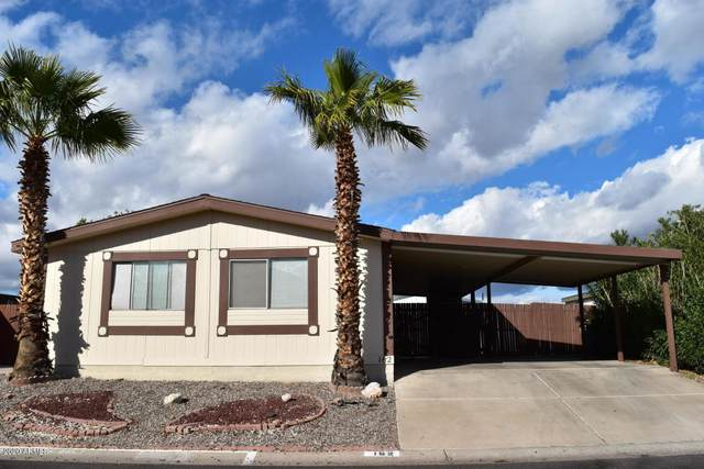 8601 N 103RD Avenue #162, Peoria, AZ 85345 (MLS #6091263) :: Brett Tanner Home Selling Team