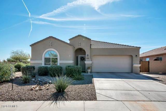 40665 W Novak Lane, Maricopa, AZ 85138 (MLS #6091266) :: The Laughton Team