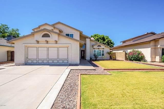 4013 W Creedance Boulevard, Glendale, AZ 85310 (MLS #6091304) :: Brett Tanner Home Selling Team