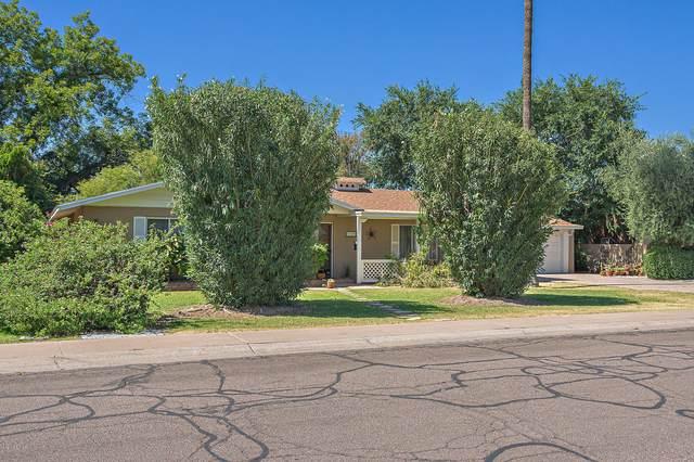 119 E Palmcroft Drive, Tempe, AZ 85282 (MLS #6091336) :: Klaus Team Real Estate Solutions