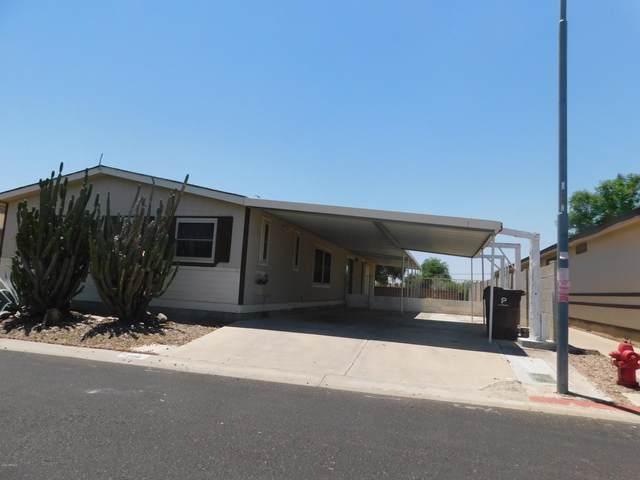 8601 N 103RD Avenue #228, Peoria, AZ 85345 (MLS #6091360) :: Conway Real Estate