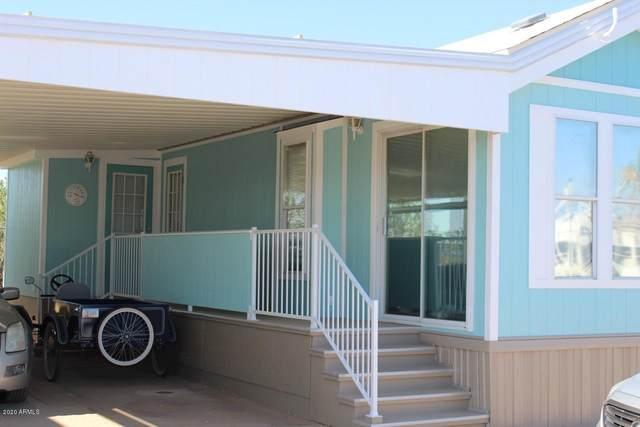 1500 S Apache Road #53, Buckeye, AZ 85326 (MLS #6091388) :: Dijkstra & Co.