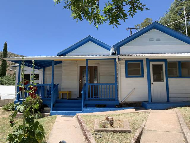 206 Ok Street, Bisbee, AZ 85603 (MLS #6091410) :: Long Realty West Valley