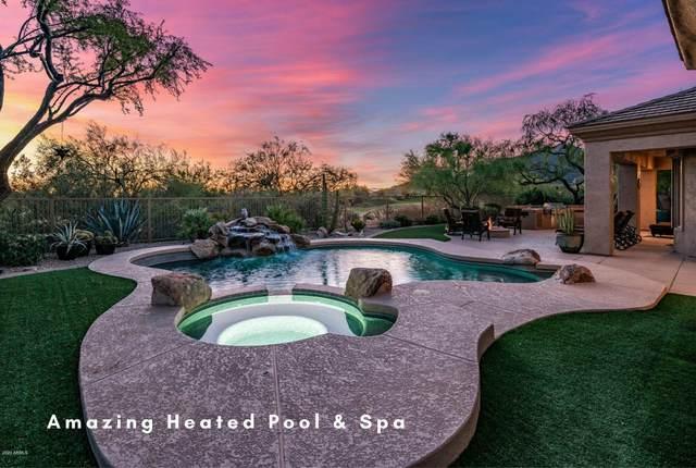 33650 N 69TH Street, Scottsdale, AZ 85266 (MLS #6091522) :: The Luna Team