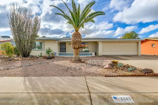6247 E Ensenada Street, Mesa, AZ 85205 (MLS #6091527) :: Riddle Realty Group - Keller Williams Arizona Realty