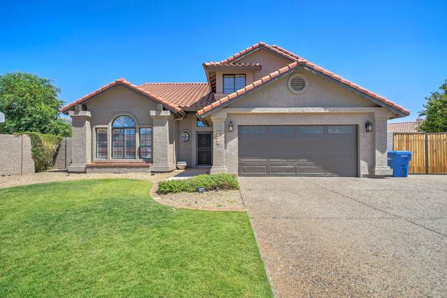 13827 N 19th Place, Phoenix, AZ 85022 (MLS #6091540) :: Keller Williams Realty Phoenix