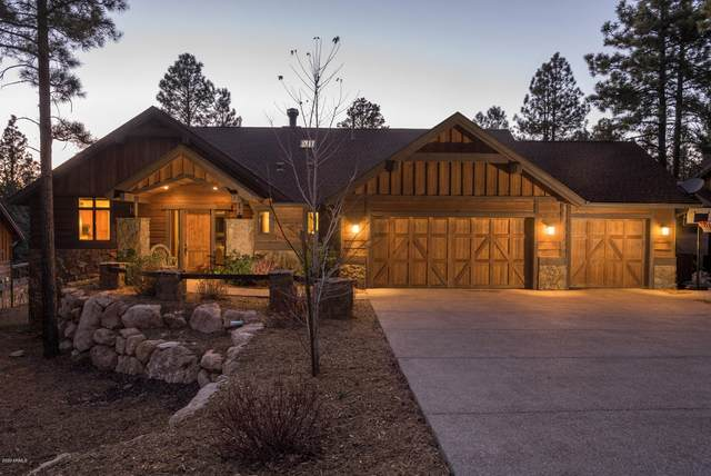 2616 E Telluride Drive, Flagstaff, AZ 86005 (MLS #6091608) :: The Bill and Cindy Flowers Team