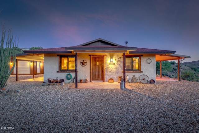 51050 N 296TH Avenue, Wickenburg, AZ 85390 (MLS #6091649) :: The Daniel Montez Real Estate Group