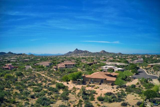 11528 E Mark Lane, Scottsdale, AZ 85262 (MLS #6091741) :: Long Realty West Valley