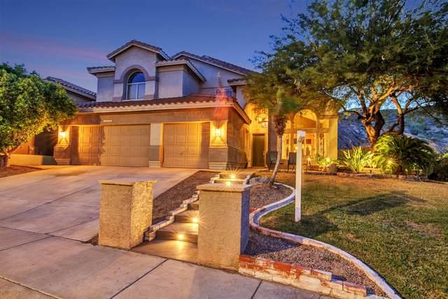 16026 S 9TH Place, Phoenix, AZ 85048 (MLS #6091785) :: Brett Tanner Home Selling Team