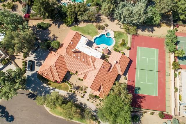 11290 E Cochise Drive, Scottsdale, AZ 85259 (MLS #6091796) :: Brett Tanner Home Selling Team