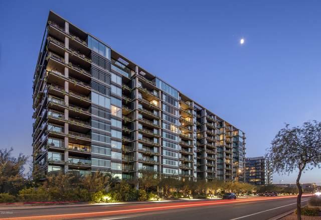 7180 E Kierland Boulevard #609, Scottsdale, AZ 85254 (MLS #6091869) :: Brett Tanner Home Selling Team