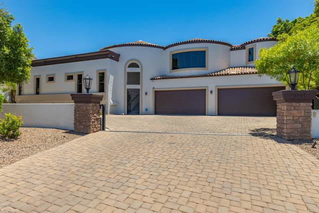 4735 N Launfal Avenue, Phoenix, AZ 85018 (MLS #6091889) :: The W Group