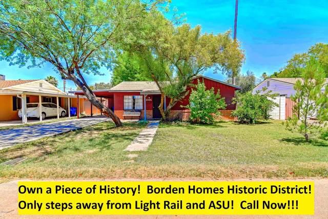 1021 S Una Avenue, Tempe, AZ 85281 (MLS #6091947) :: Klaus Team Real Estate Solutions