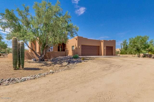 28320 N 65TH Street, Cave Creek, AZ 85331 (MLS #6091982) :: Brett Tanner Home Selling Team