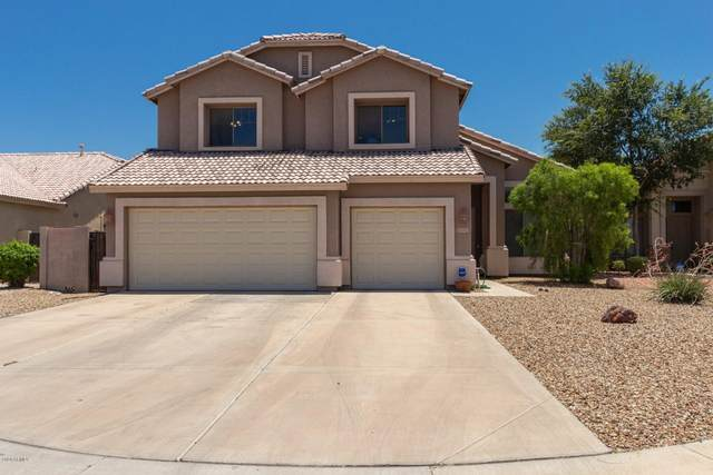10925 W Overlin Drive, Avondale, AZ 85323 (MLS #6092059) :: The Laughton Team
