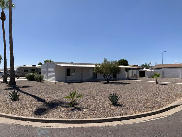 9760 E Edgewood Avenue, Mesa, AZ 85208 (MLS #6092080) :: Keller Williams Realty Phoenix