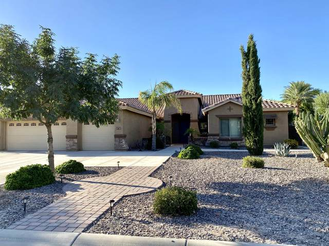 11628 E Starflower Drive, Chandler, AZ 85249 (MLS #6092090) :: The W Group