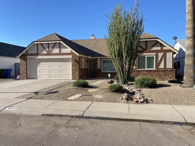 4931 W Morrow Drive, Glendale, AZ 85308 (MLS #6092106) :: Homehelper Consultants