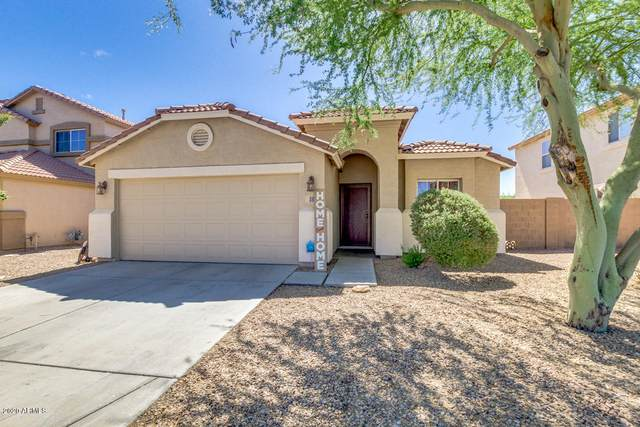 88 N 153RD Avenue, Goodyear, AZ 85338 (MLS #6092127) :: Lux Home Group at  Keller Williams Realty Phoenix