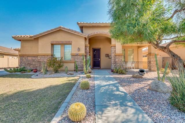 4533 N 152ND Drive, Goodyear, AZ 85395 (MLS #6092138) :: Conway Real Estate