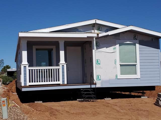 1030 S Barrel Cactus Ridge #94, Benson, AZ 85602 (MLS #6092153) :: Brett Tanner Home Selling Team