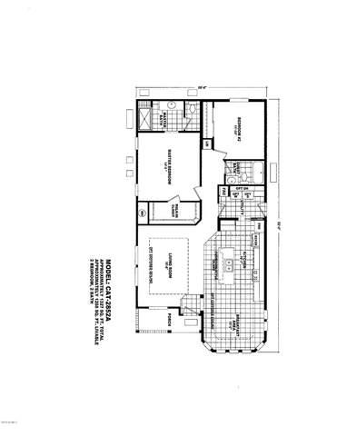 1030 S Barrel Cactus Ridge #138, Benson, AZ 85602 (MLS #6092170) :: Brett Tanner Home Selling Team
