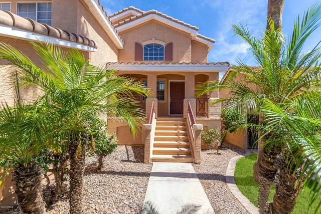 1016 W Hudson Way, Gilbert, AZ 85233 (MLS #6092176) :: Lux Home Group at  Keller Williams Realty Phoenix