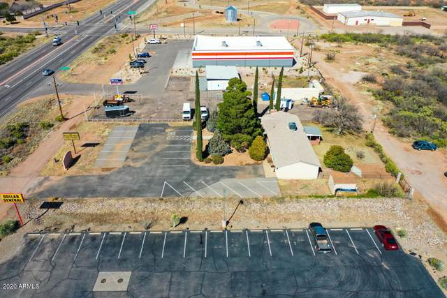4039 S Highway 92, Sierra Vista, AZ 85650 (MLS #6092186) :: Devor Real Estate Associates
