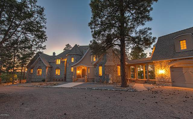 5000 Joe Tank Road, Show Low, AZ 85901 (MLS #6092211) :: The Luna Team
