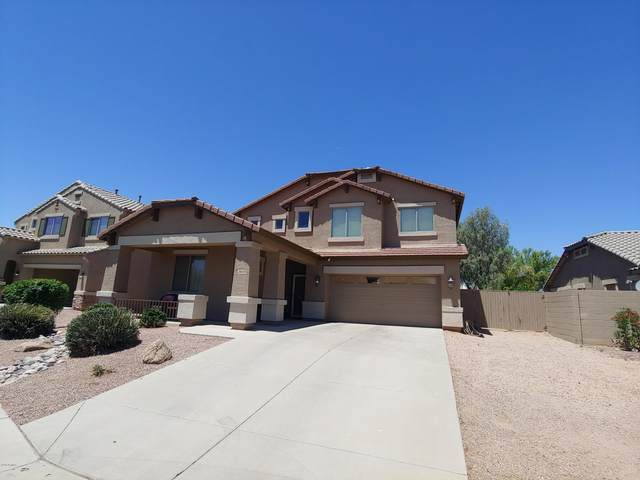 28838 N Broken Shale Drive, San Tan Valley, AZ 85143 (MLS #6092231) :: Lux Home Group at  Keller Williams Realty Phoenix
