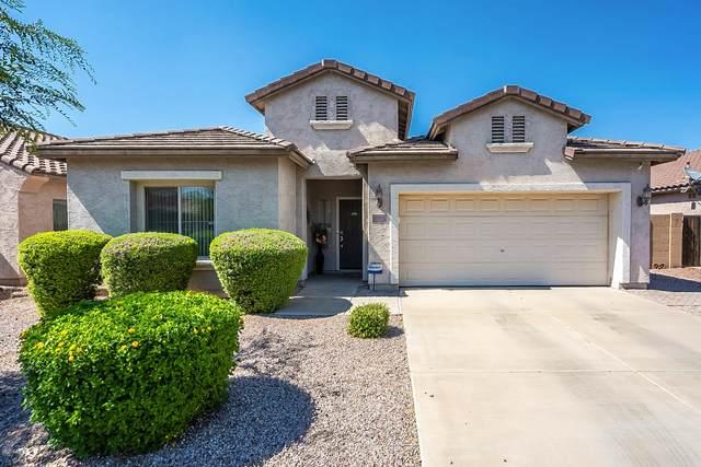 10908 E Bella Via Avenue, Mesa, AZ 85212 (MLS #6092292) :: Arizona Home Group