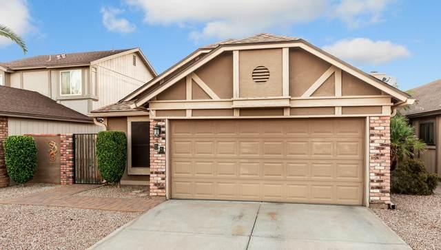 1915 S 39TH Street #65, Mesa, AZ 85206 (MLS #6092295) :: Scott Gaertner Group