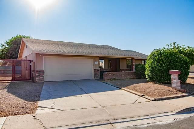 3148 S Saguaro, Mesa, AZ 85202 (MLS #6092387) :: Lifestyle Partners Team