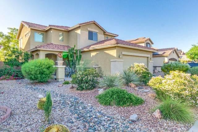1882 S 216TH Lane, Buckeye, AZ 85326 (MLS #6092393) :: Devor Real Estate Associates