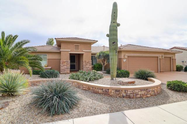 19531 N Regents Park Drive, Surprise, AZ 85387 (MLS #6092408) :: Conway Real Estate