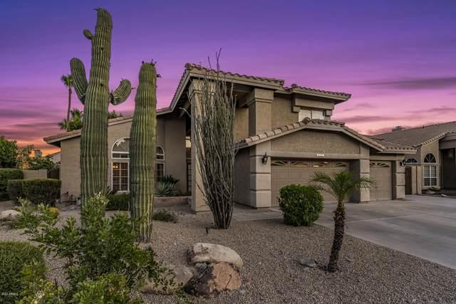 1363 W Muirwood Drive, Phoenix, AZ 85045 (MLS #6092473) :: Brett Tanner Home Selling Team
