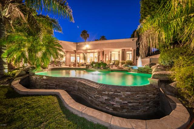 3441 S Camellia Place, Chandler, AZ 85248 (MLS #6092523) :: Keller Williams Realty Phoenix