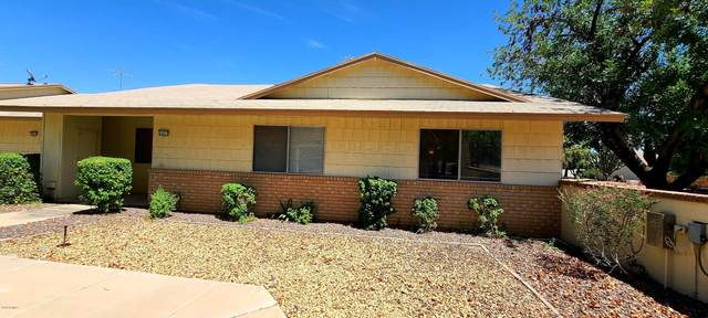 18623 N Palomar Drive, Sun City West, AZ 85375 (MLS #6092562) :: The W Group