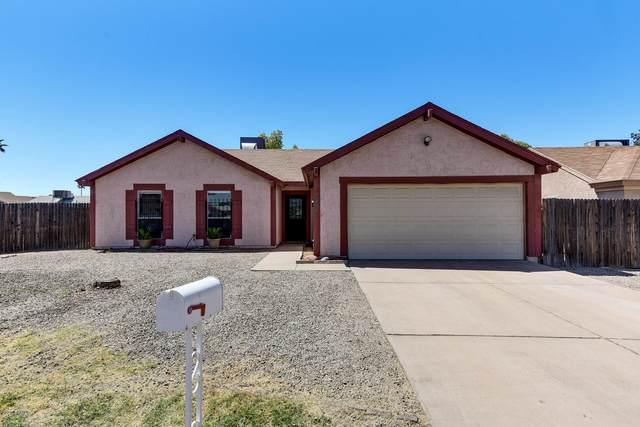 7601 W Meadowbrook Avenue, Phoenix, AZ 85033 (MLS #6092578) :: Devor Real Estate Associates