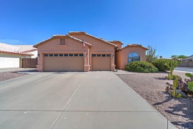 11457 E Decatur Street, Mesa, AZ 85207 (MLS #6092613) :: Klaus Team Real Estate Solutions