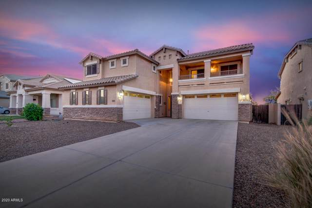 5590 E Dionysus Drive, Florence, AZ 85132 (MLS #6092616) :: The Daniel Montez Real Estate Group