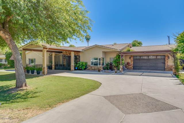 4202 N 33RD Street, Phoenix, AZ 85018 (MLS #6092667) :: Devor Real Estate Associates