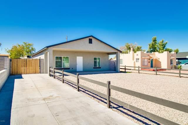 1233 E Garfield Street, Phoenix, AZ 85006 (MLS #6092695) :: TIBBS Realty