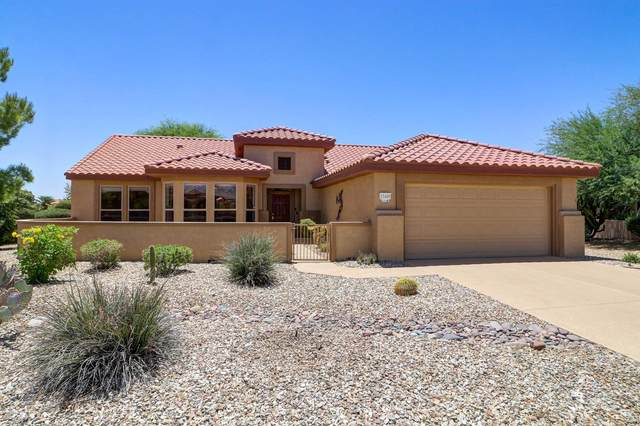 15409 W Miramonte Court, Surprise, AZ 85374 (MLS #6092710) :: Lux Home Group at  Keller Williams Realty Phoenix